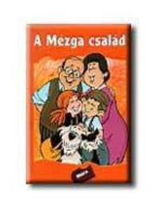 Rigó Béla - A Mézga család