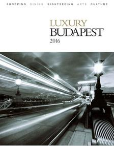 . - Luxury Budapest 2016
