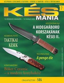 . - KÉSMÁNIA 7.