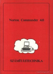 Fazekas Sándor, Fazekas Sándorné - Norton Commander 4.0 [antikvár]