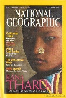 Grosvenor, Gilbert M. (főszerk.) - National Geographic 2000 september [antikvár]