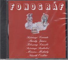 Fonográf - FONOGRÁF 1 CD