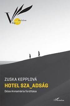 Zuska Kepplová - Hotel Sza_adság