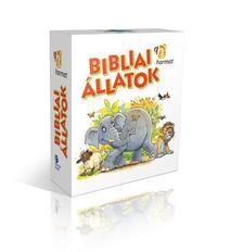 Steve Smallman - Bibliai állatok - Könyvdoboz 6 lapozóval
