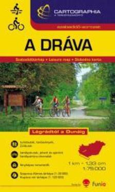 Cartographia Kiadó - Dráva szabadidő térkép 1:75.000