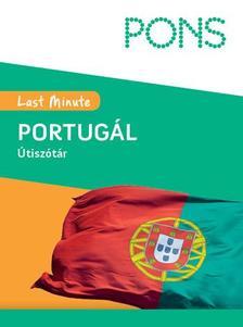 Pons - PONS LAST MINUTE ÚTISZÓTÁR PORTUGÁL - ÚJ