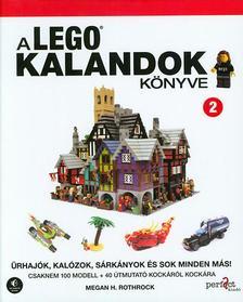 ROTROCK, MEGAN H. - A LEGO kalandok könyve 2.