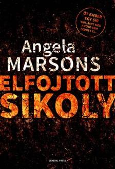 Angela Marsons - Elfojtott sikoly [eKönyv: epub, mobi]