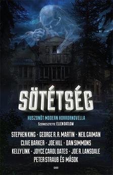 - Sötétség - Huszonöt modern horrornovella
