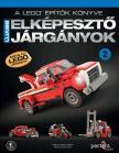 Újabb  elképesztő járgányok 2.- A Lego építők könyve<!--span style='font-size:10px;'>(G)</span-->