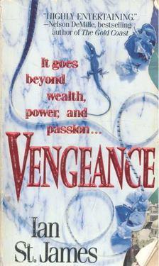 Ian St. James - Vengeance [antikvár]