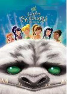 - - Disney - Csingiling és a Soharém legendája - Filmkönyv - D039K #