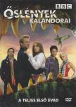 SLÉNYEK KALANDORAI 1. ÉVAD  2 DVD<!--span style='font-size:10px;'>(G)</span-->
