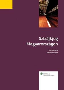 - Sztrájkjog Magyarországon [eKönyv: epub, mobi]