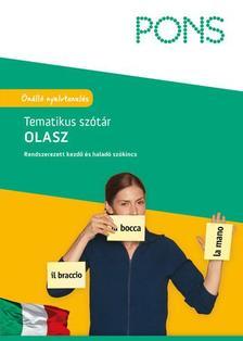 Pons - PONS TEMATIKUS SZÓTÁR OLASZ - ÚJ