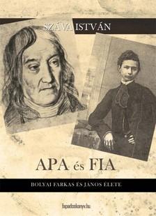 Száva István - Apa és fia [eKönyv: epub, mobi]