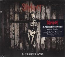 - 5:THE GRAY CHAPTER (DELUXE EDITION) CD+BONUS SLIPKNOT