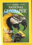 National Geographic 1994 January [antikvár]