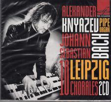 Bach - 18 LEIPZIG CHORALE, 2 CD
