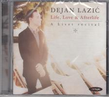 LISZT - LIFE,LOVE&AFTERLIFE,CD
