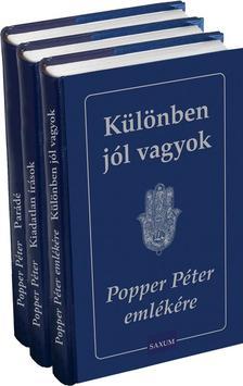 Popper Péter, És sokan mások - Popper Péter emlékére
