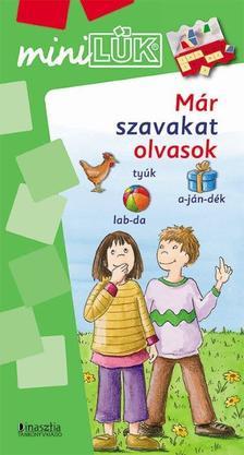 LDI248 - Már szavakat olvasok - MINI LÜK