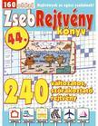 CSOSCH KIADÓ - ZsebRejtvény Könyv 44.