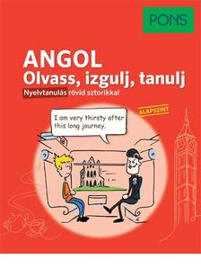 Dorith Herfeld - PONS Angol nyelvkönyv   Olvass, izgulj, tanulj