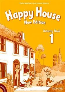 MAIDMENT, STELLA - HAPPY HOUSE 1. ACTIVITY BOOK +MULTIROM - NEW EDITION