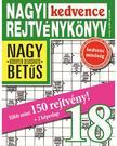 CSOSCH KIADÓ - Nagyi Kedvence Rejtvénykönyv 18.