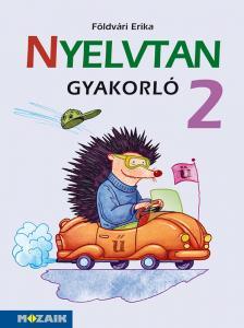 FÖLDVÁRI ERIKA - MS-1627 NYELVTAN GYAKORLÓ 2.