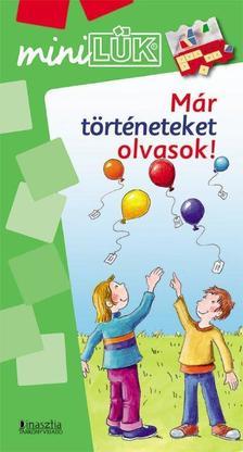 LDI250 - Már történeteket olvasok - MINI LÜK