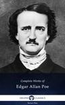 Edgar Allan Poe - Delphi Complete Works of Edgar Allan Poe (Illustrated) [eKönyv: epub,  mobi]