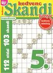 CSOSCH KIADÓ - Kedvenc Skandi Könyv 5. ###<!--span style='font-size:10px;'>(G)</span-->