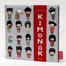 Annelore Parot - Kimonók - Kokeshi könyvek