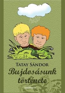 TATAY SÁNDOR - Bujdosásunk története [eKönyv: epub, mobi]