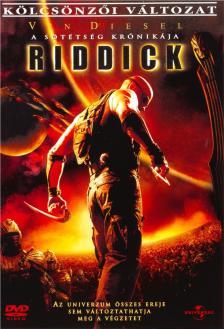 - RIDDICK DVD A SÖTÉTSÉG KRÓNIKÁJA
