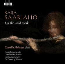 SAARIAHO - LET THE WIND SPEAK,CD