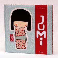 Annelore Parot - JUMI - Kokeshi könyvek