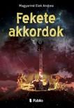 Andrea Magyariné Elek - Fekete akkordok [eKönyv: epub,  mobi]