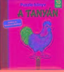- Puzzle-könyv: A tanyán