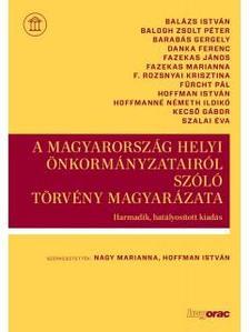 Többen - A Magyarország helyi önkormányzatairól szóló törvény magyarázata