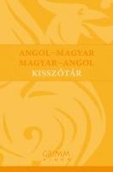 Angol-magyar, Magyar-angol kisszótár