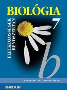 JÁMBOR GYULÁNÉ - MS-2980U BIOLÓGIA 7. KIEGÉSZÍTŐ TANANYAG