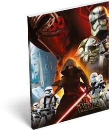 6688 - Notesz papírfedeles A/7 Star Wars 7 New Order 15429804