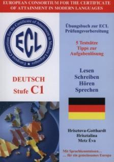- ECL DEUTSCH STUFE C1 - ÜBUNGSBUCH +CD