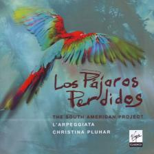 - LOS PAJAROS PERDIDOS CD L'ARPEGGIATA,PLUHAR,JAROUSSKY