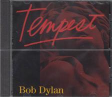 Bob Dylan - TEMPEST CD BOB DYLAN