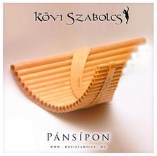 Kövi Szabolcs - Pánsípon (Audio CD, 67 perc műsoridő)