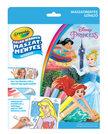 Crayola Color Wonder Maszatmentes kifestő - Disney Hercegnők